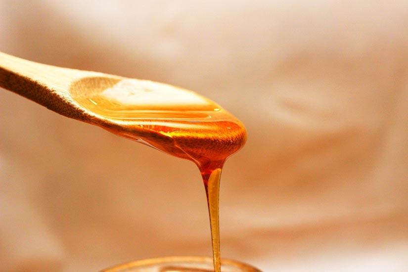 Honey WoodenSpoon
